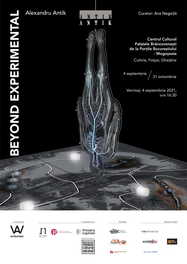 Alexandru ANTIK: Beyond Experimental