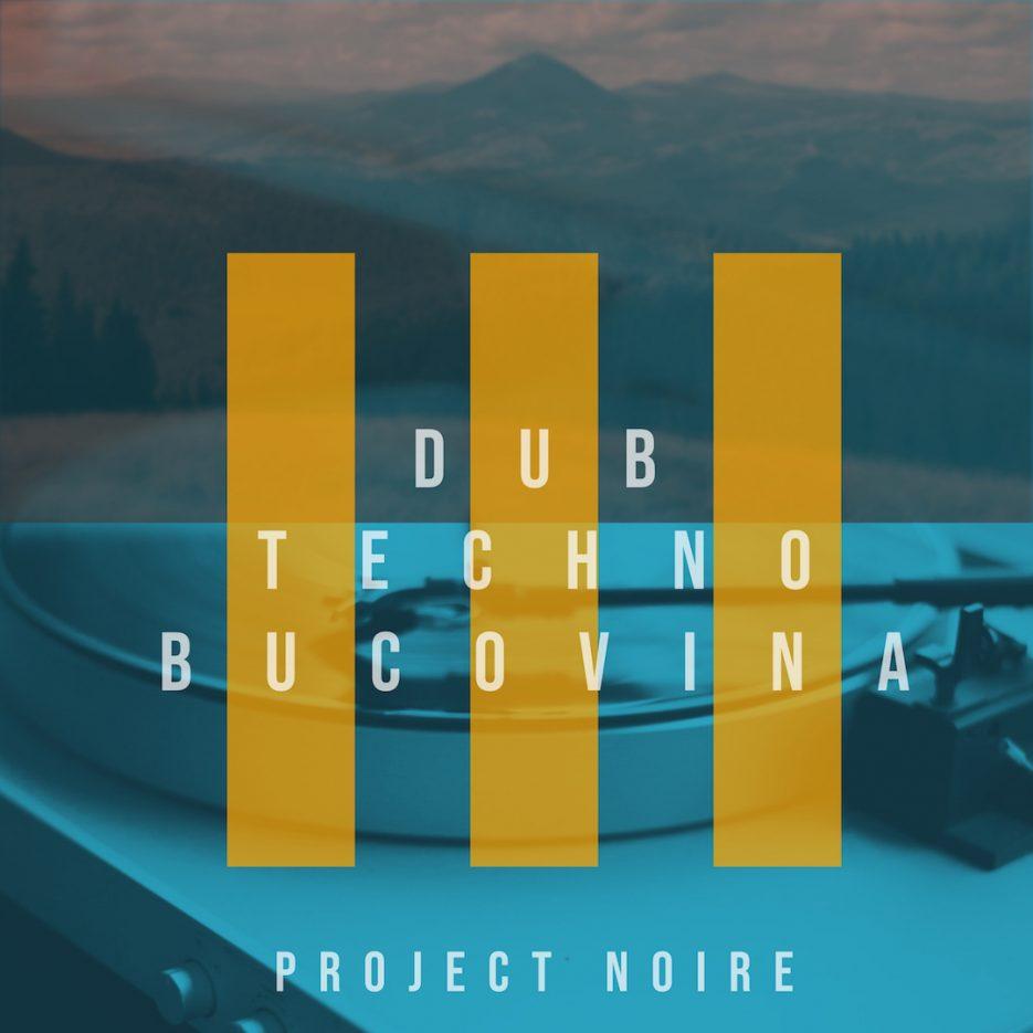 Dub Techno Bucovina (Crosstech Records)