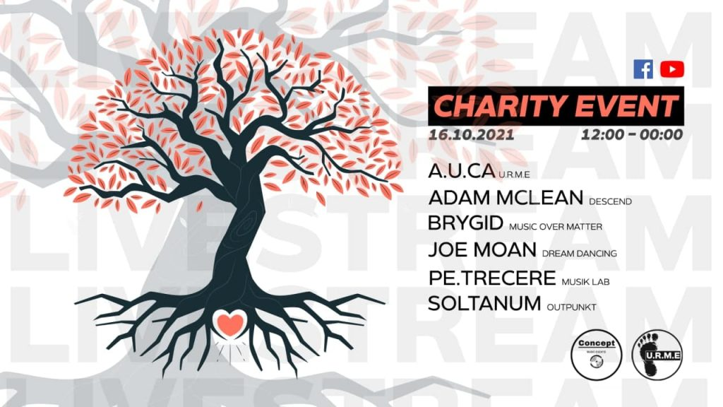 ALL FOR ONE - CHARITY EVENT